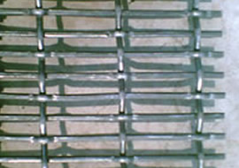 Pre-Crimped Mesh with Extra Length