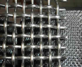 Crimped Wire Screen Pane